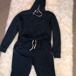 Polo by Ralph Lauren sweat suit